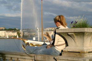 Retraite dans la vie @ Maison bleu ciel   Lancy   Genève   Suisse