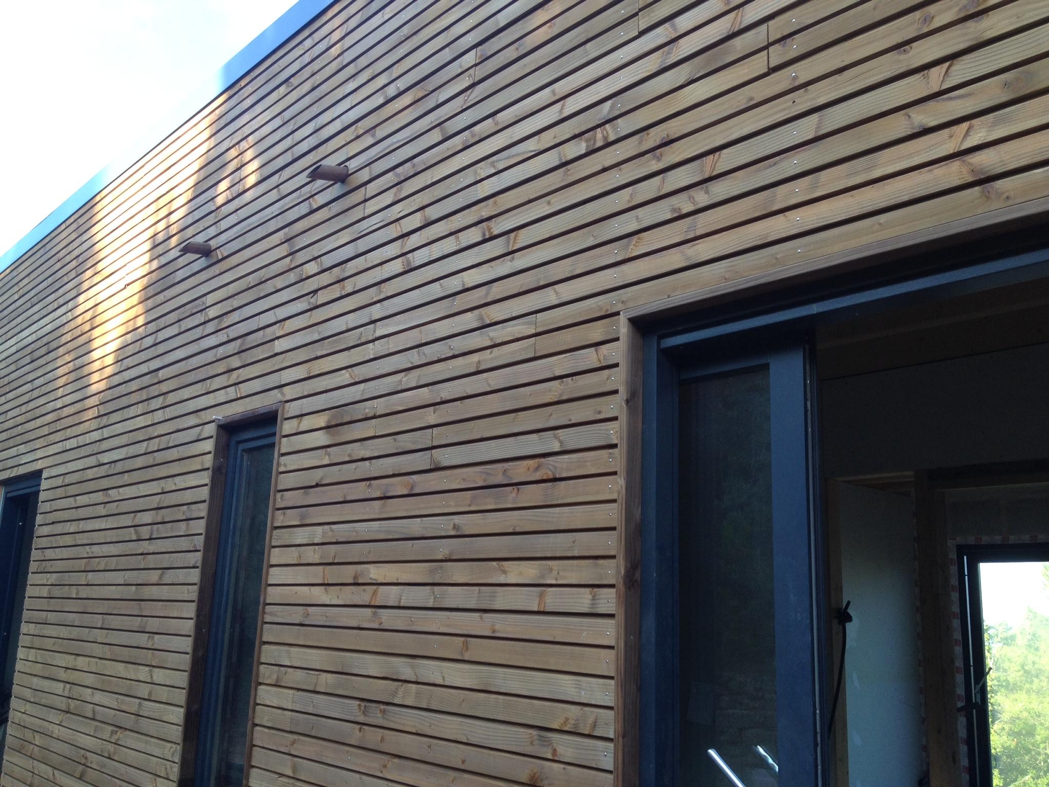 Constructeur maison bois dans le var for Constructeur maison en bois 95
