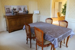 Salon ancien - La Maison Chaudenay