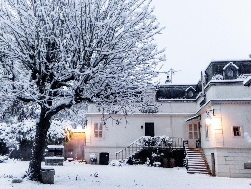 Le chateau hiver 2017