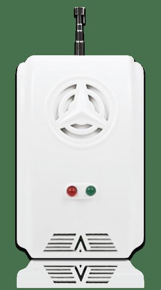 détecteur de gaz connecté