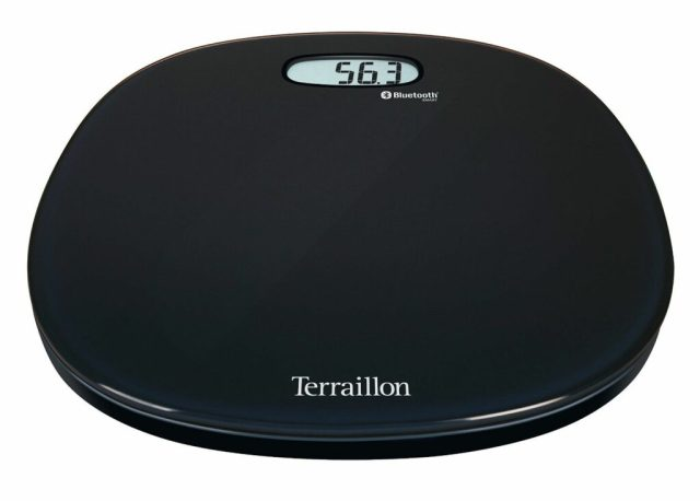 Un pèse-personne connecté TERRAILLON Web Coach Pop très pratique