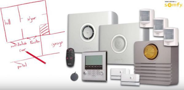 Alarme Somfy Protexial : Unboxing Et Conseils D'Installation