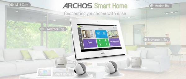 Box domotique connectée Archos Smart Home