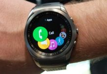 montre lg g watch urbane-montre connectée LG G Watch Urbane 4G.