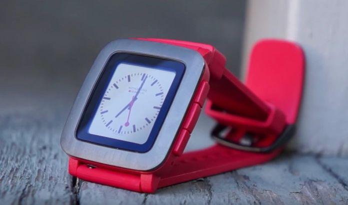 pebble_time_montre_connectee_couleur_rouge_