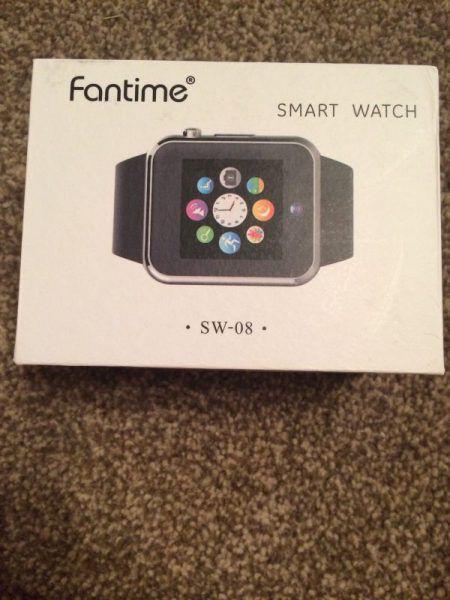La boîtier de la watch Fantime SW-08