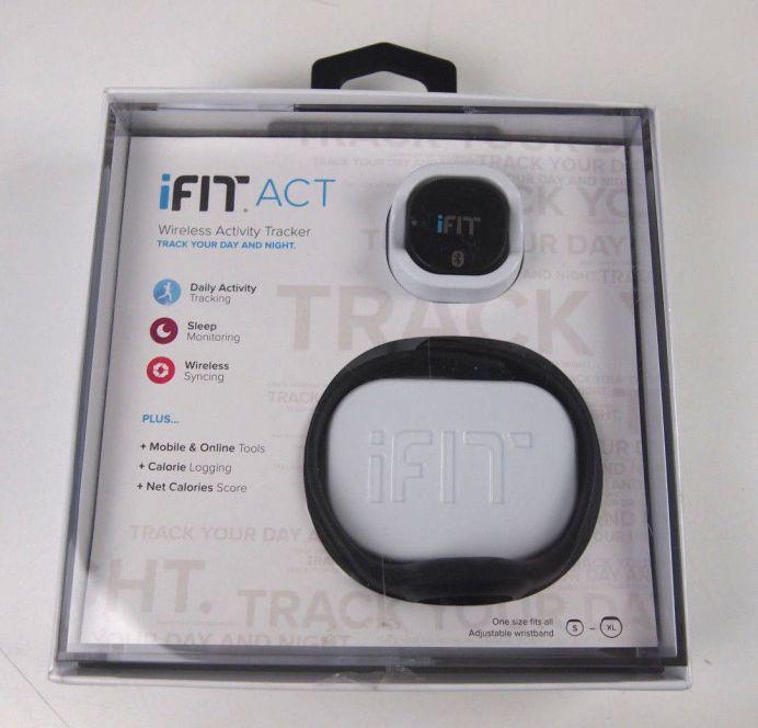 Le bracelet connecté iFit Act dans son emballage-capteur-d-activite-ifit-act