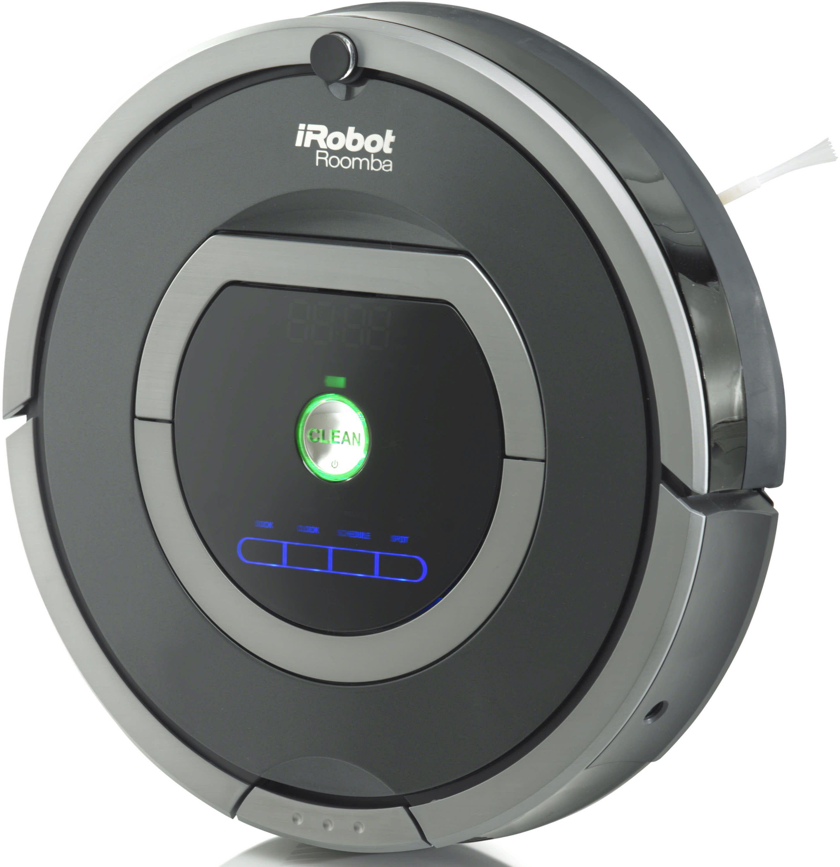 aspirateur intelligent et autonome irobot roomba 782e pour la maison. Black Bedroom Furniture Sets. Home Design Ideas