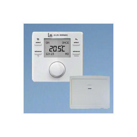 Thermostat elm Leblanc NSC RF +Récepteur sans fil du système de chauffage