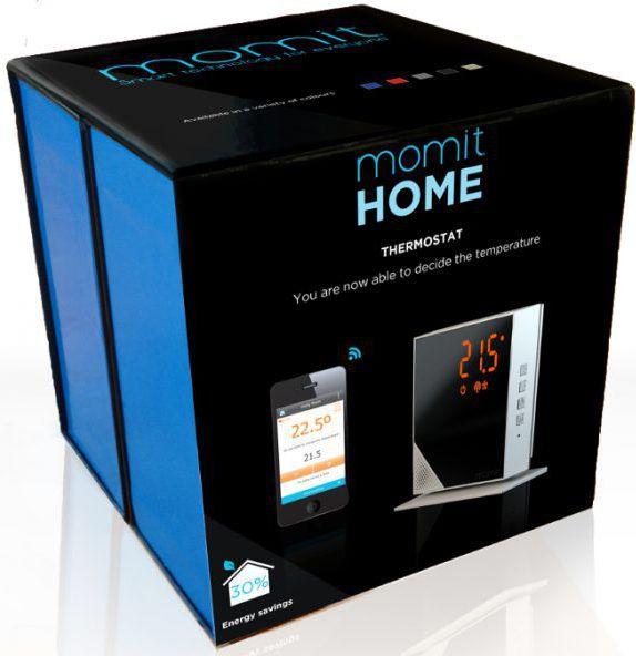 Le pack de régulation de la température MOMIT HOME