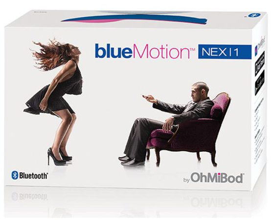 Le pack Ohmibod BLUEMOTION NEX1