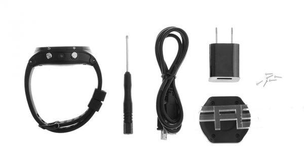 Les composants du pack ZGPAX S99A