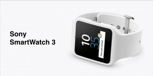 La montre connectée Sony SWR50CLN