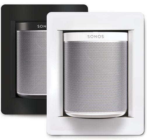 Sonos Play 1 noir ou blanc Une enceinte intelligente, compacte avec un son puissant