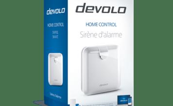 sirène devolo 9680