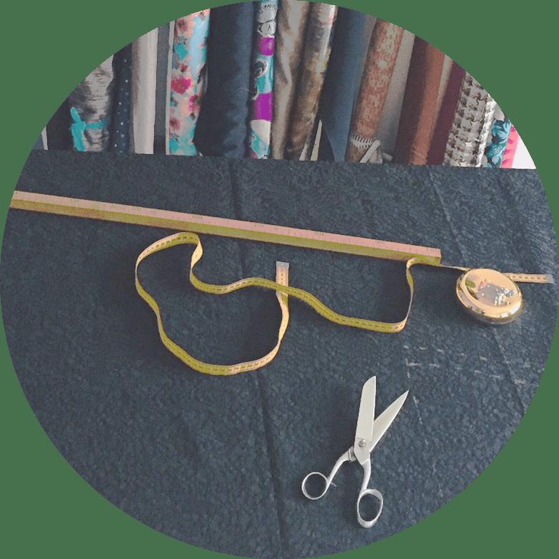 Atelier top-dressing de maison couture angelica tailleur