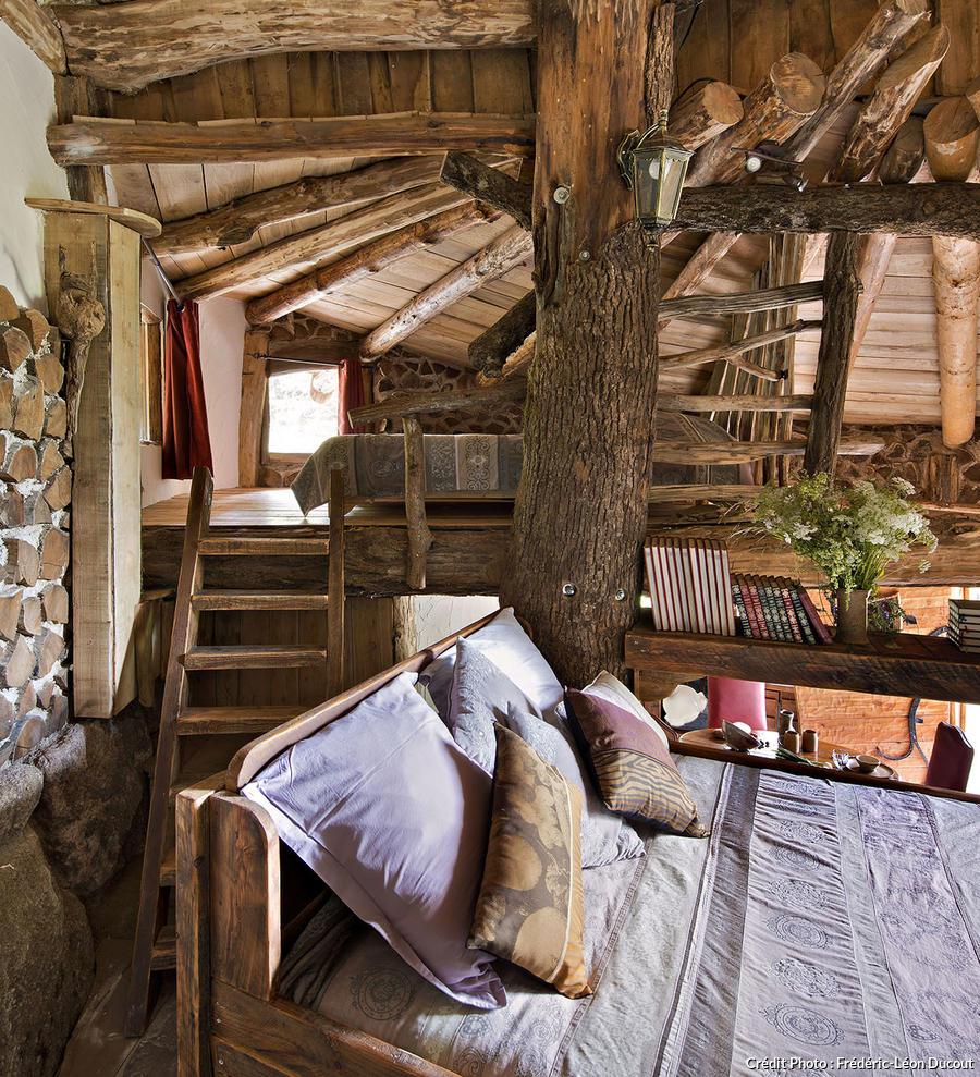 Cabanes Cosy Dans La Fort Vosgienne Maison Crative