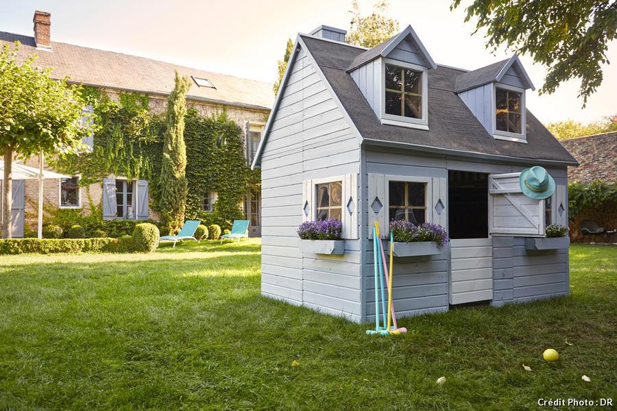 Abri de jardin maison cabane de jardin ou cabanon   Maison Crative