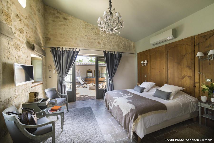 Clos Marcamps  une maison dhtes de charme en Blayais  Maison Crative
