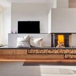 Cheminee Moderne 12 Modeles Contemporains Pour 2018 Maison Creative