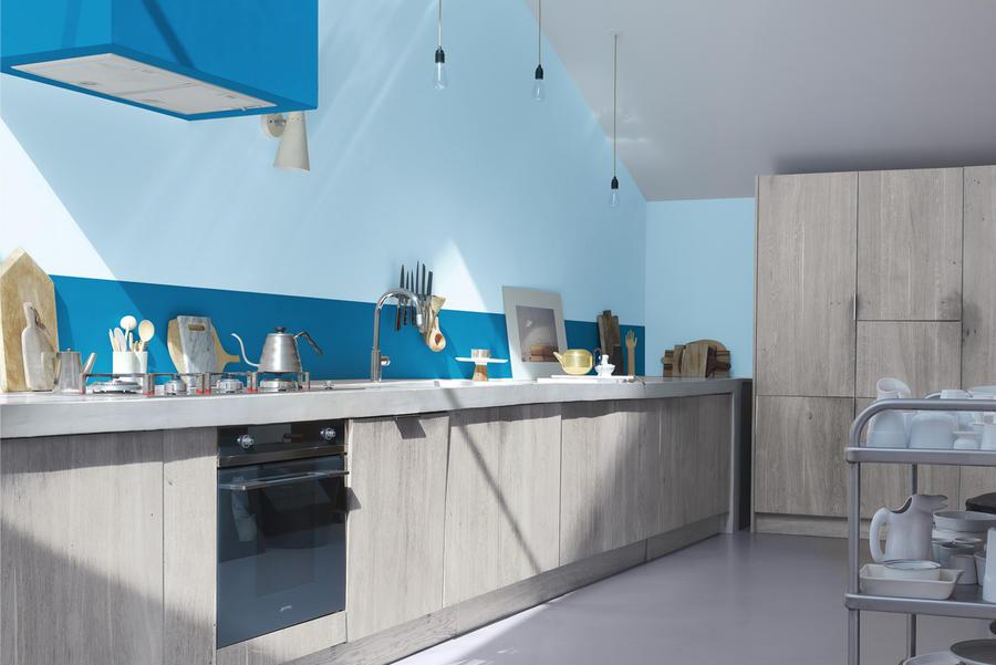 hauteur meuble haut cuisine leroy merlin