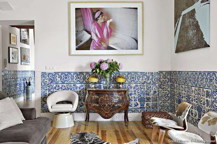 Visiter Maisons Dinspiration Des Azulejos Pour Une Deco Dans Lesprit Portugais