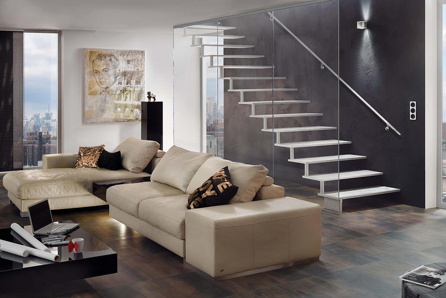 Image Result For Escalier Bicolore