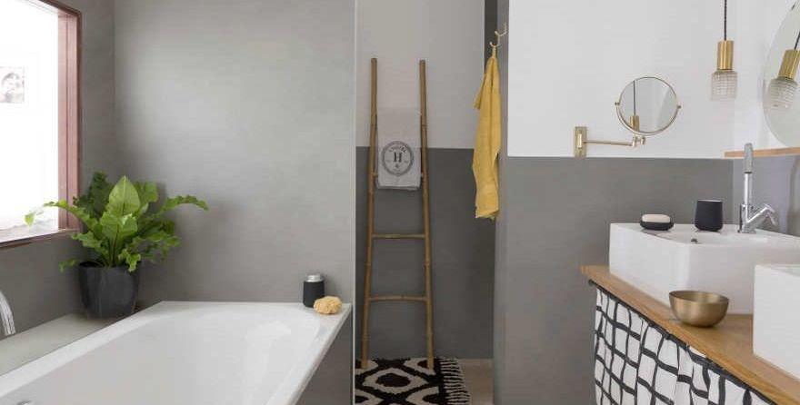 changer le look de votre salle de bains