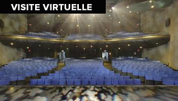 Salle Odysse  La Maison de la culture de Gatineau  855 boulevard de la Gappe  Gatineau