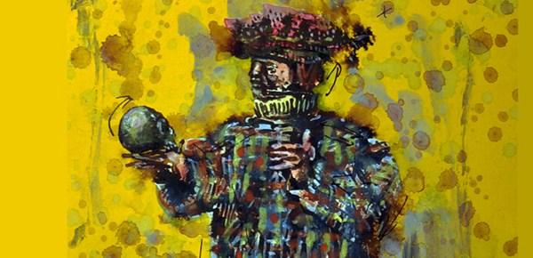 Efrain Julio AVILA ENCINAS, Expo peintures, 1 au 22 décembre 2017