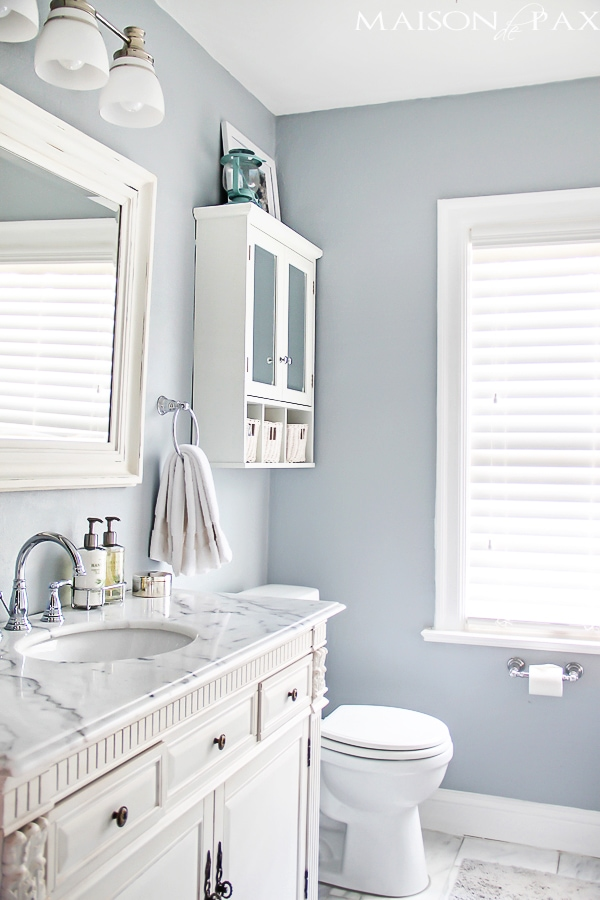 Bathroom favorite paint colors blog for Bathroom color ideas 2013