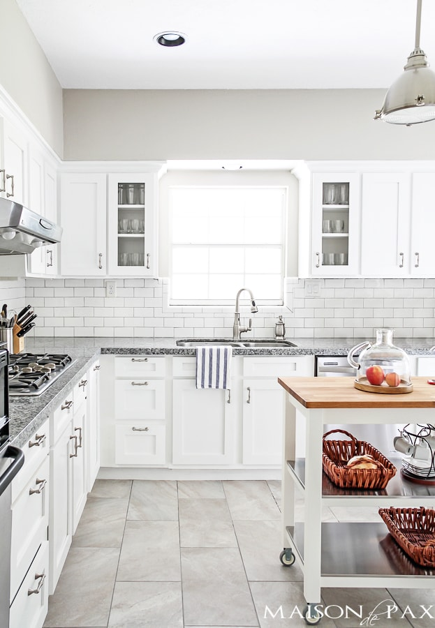 All White Kitchen Ideas