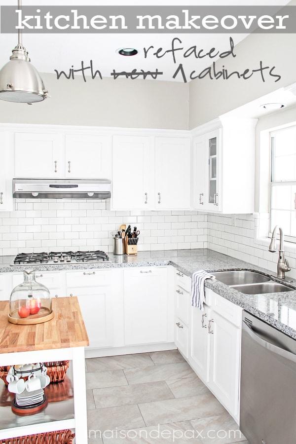 how much to reface kitchen cabinets lace curtains refacing maison de pax awesome budget idea maisondepax com