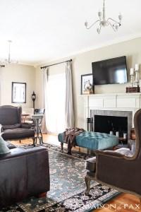 Rustic Chic Living Room - Maison de Pax