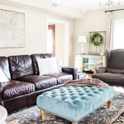 Diy Living Room Light Grey And White Ideas Rustic Chic Maison De Pax