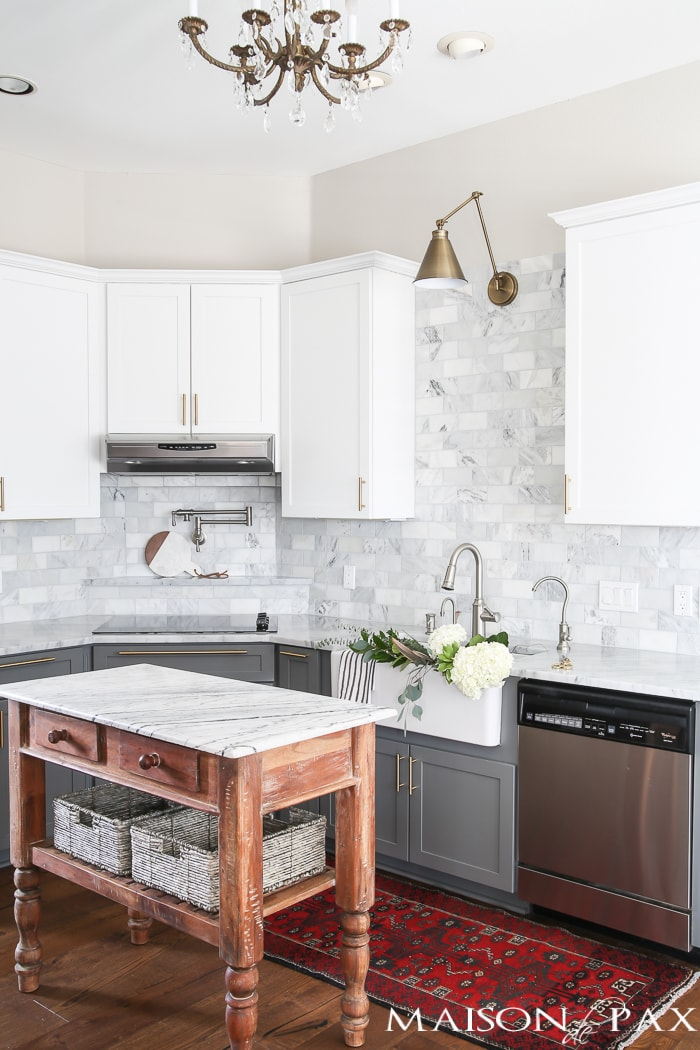 Should You Use Marble In The Kitchen? Maison De Pax