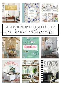 The Best Interior Design Books (Amazon Finds)