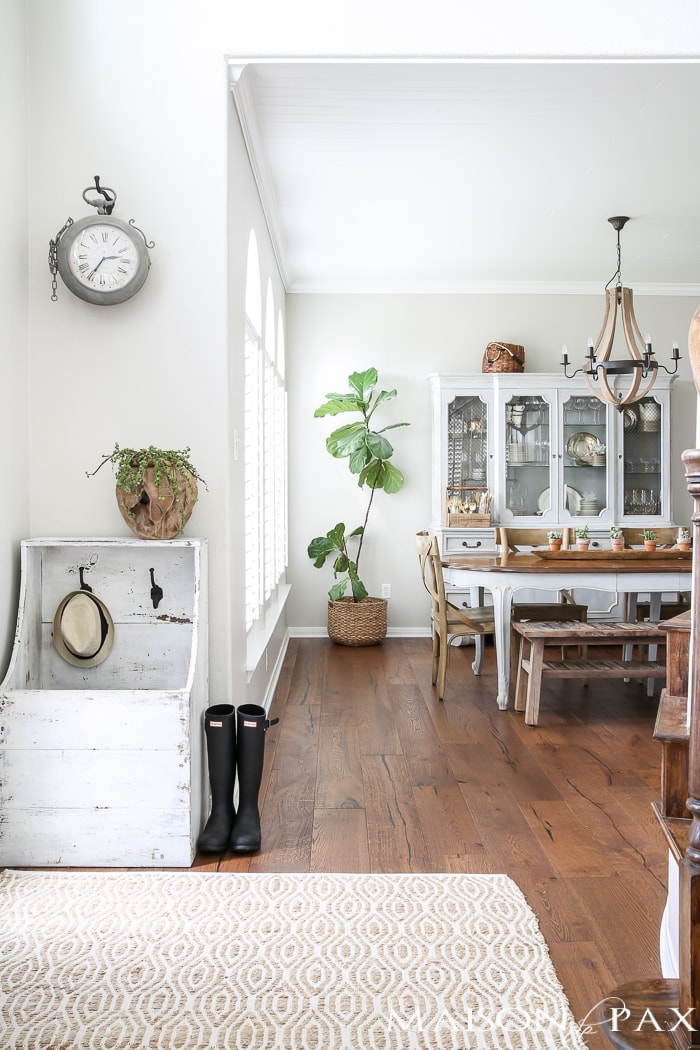 Simple Spring Dining Room Decorating Ideas  Maison de Pax