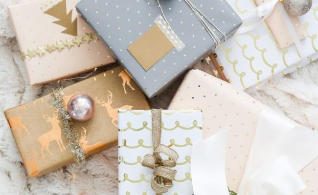 The Lazy Girl S Guide To Beautiful Gift Wrap Ideas