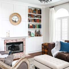 Decorate Your Living Room Furniture Modern Sofa Corner How To A Spring Maison De Pax Neutral With Colorful Antique Books Wondering Seasonally Spaces