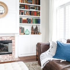 Decorate Your Living Room Transitional Decor How To A Spring Maison De Pax Bookcase With Antique Books Wondering Seasonally Spaces Without Going