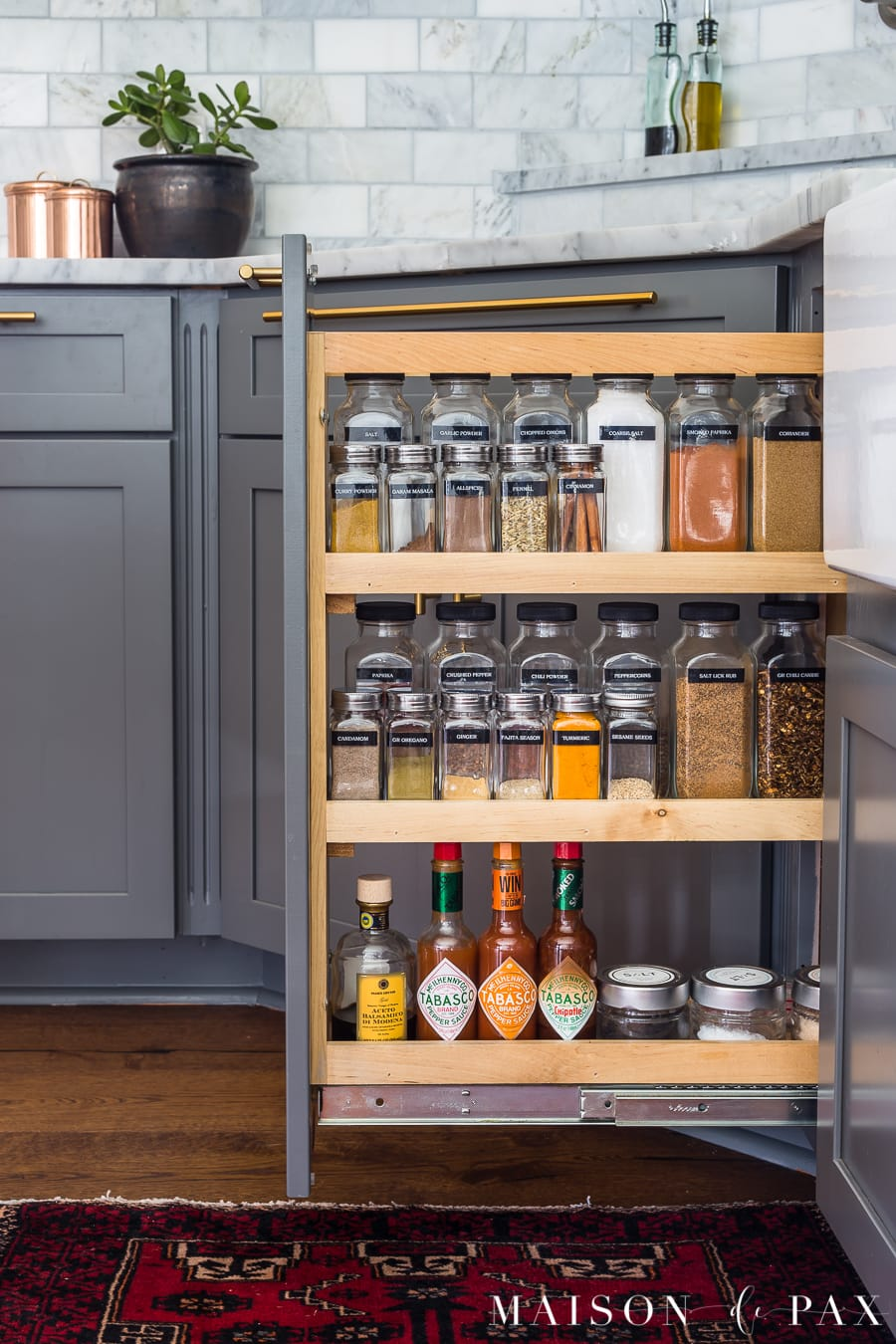Kitchen Organization Principles for a Beautiful