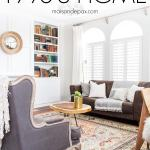 90s Home Update Before And After Maison De Pax