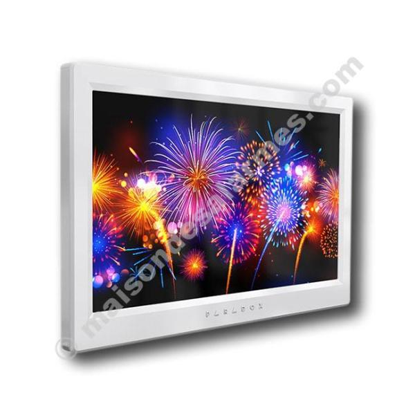 CLAVIER TACTILE LCD PARADOX TM70 (profil)