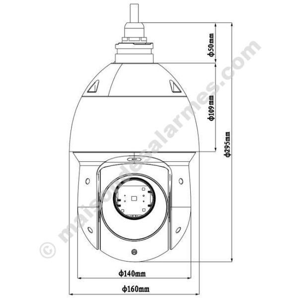 DAHUA IPC-SD49225T-HN-S2