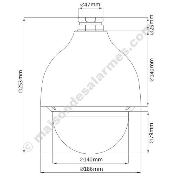DAHUA IPC-SD50230U-HNI