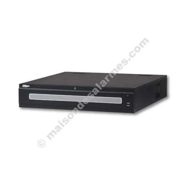 DAHUA NVR608-64-4KS2 - Enregistreur numérique IP 64 voies 12MP