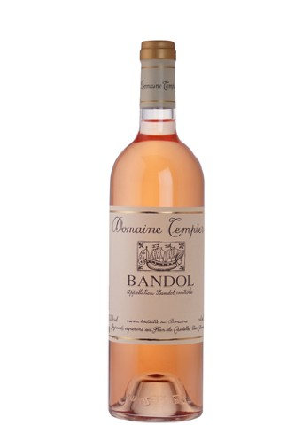 Image result for images domaine tempier rose
