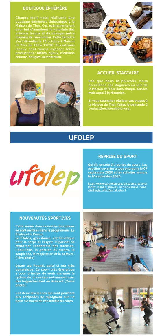 Newsletter UFOLEP